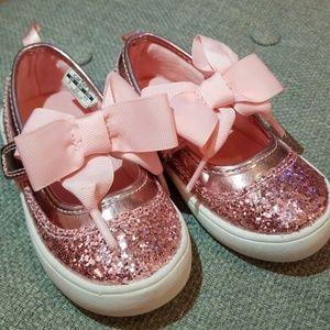 Carters Toddlers Alberta Glitter Shoe